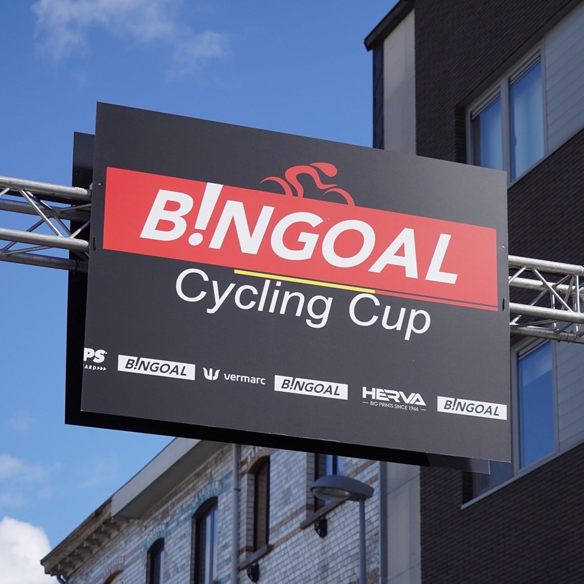GP Jean-Pierre Monseré afgelast om veiligheidsredenen - Bingoal Cyling Cup