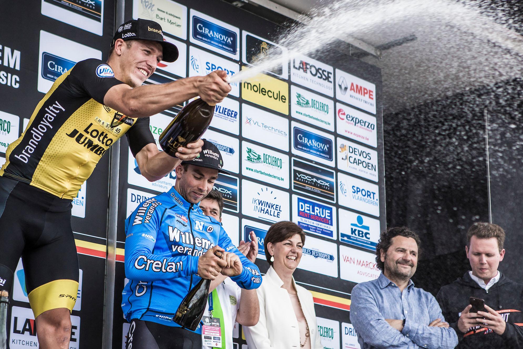 LUX Sparkling: Belgische bubbels voor Beker van België - Bingoal Cyling Cup