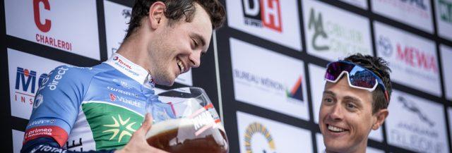 """Reacties na het Circuit de Wallonie: """"Tactisch hebben we sterk gereden"""""""