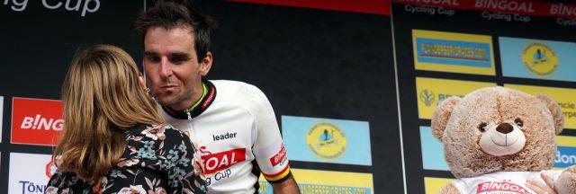 """Baptiste Planckaert pakt eindzege Bingoal Cycling Cup 2019: """"Een bewijs van mijn regelmaat"""""""