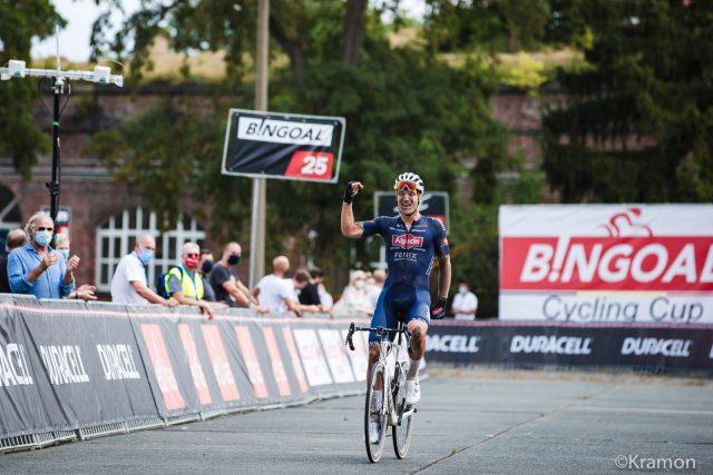 Jonas Rickaert verdiende winnaar Duracell Dwars door het Hageland
